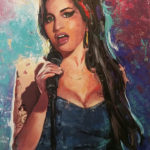 Amy Whinehouse 100x150cm_01